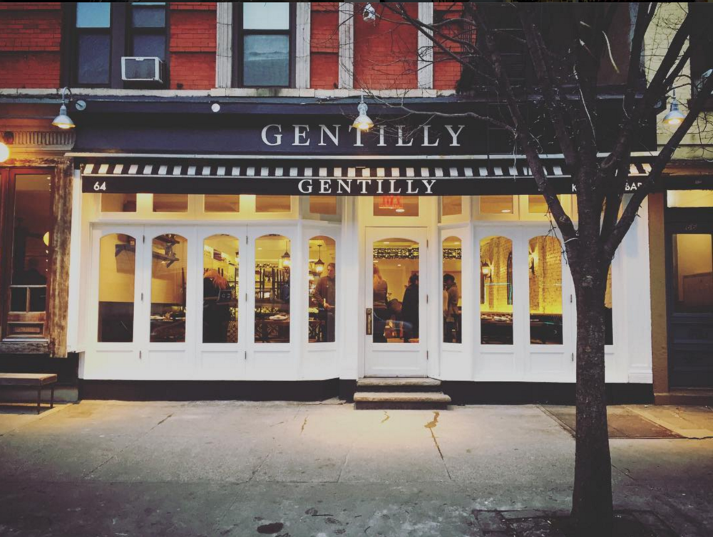 Anna Osgoodby NYC Living :: Gentilly Kitchen + Bar
