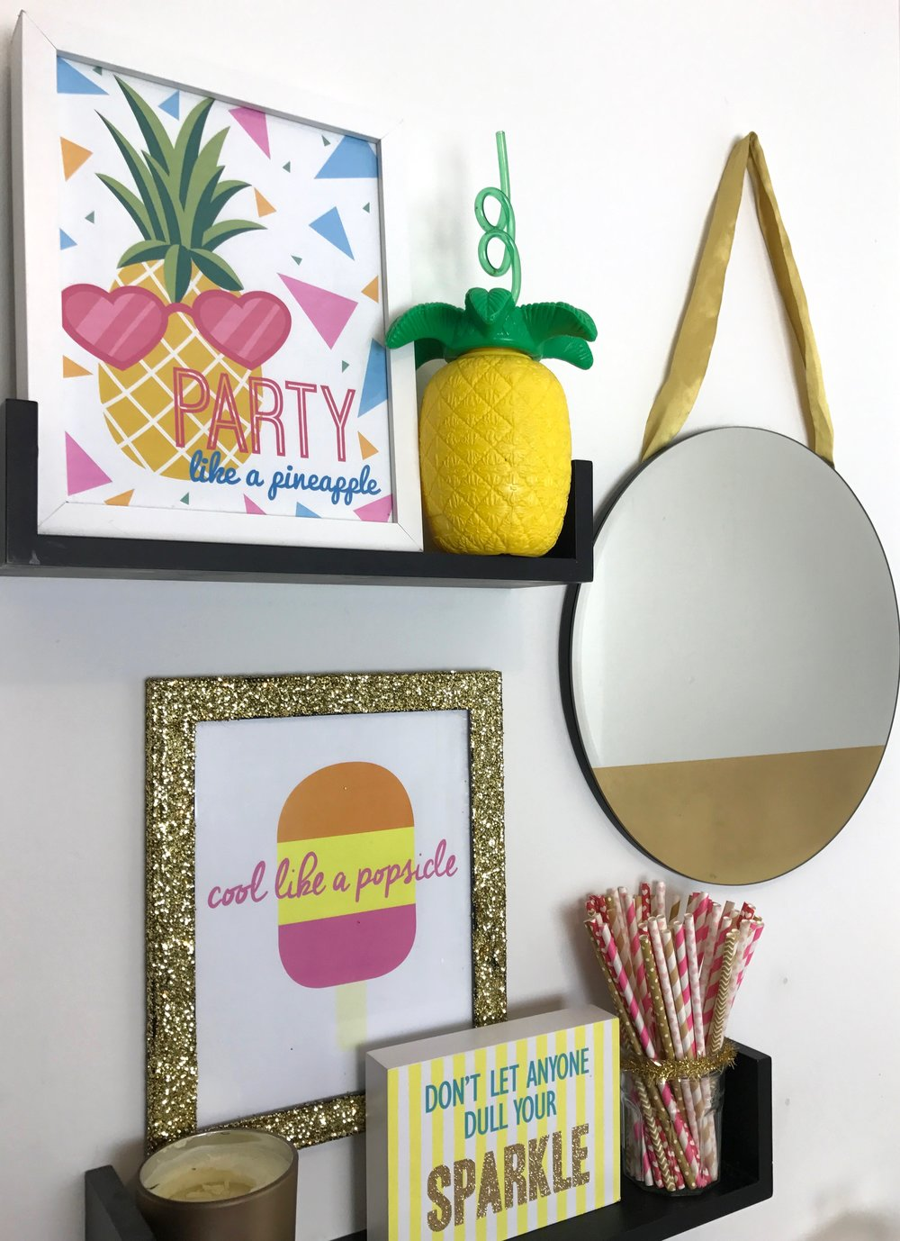 Anna Osgoodby Life + Design :: Apartment Tour Partayyy