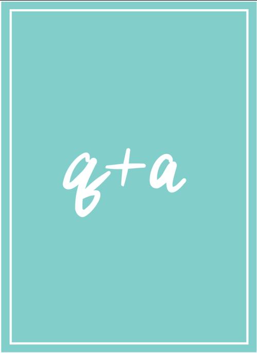 Anna Osgoodby Life + Design : Q+ A