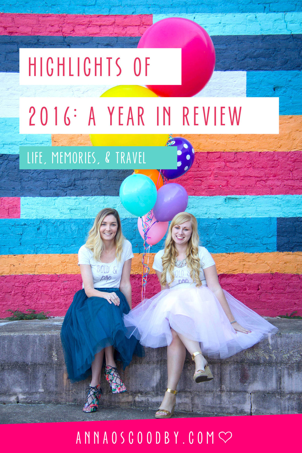 Anna Osgoodby Life + Design: Highlights of 2016 A Year in Review