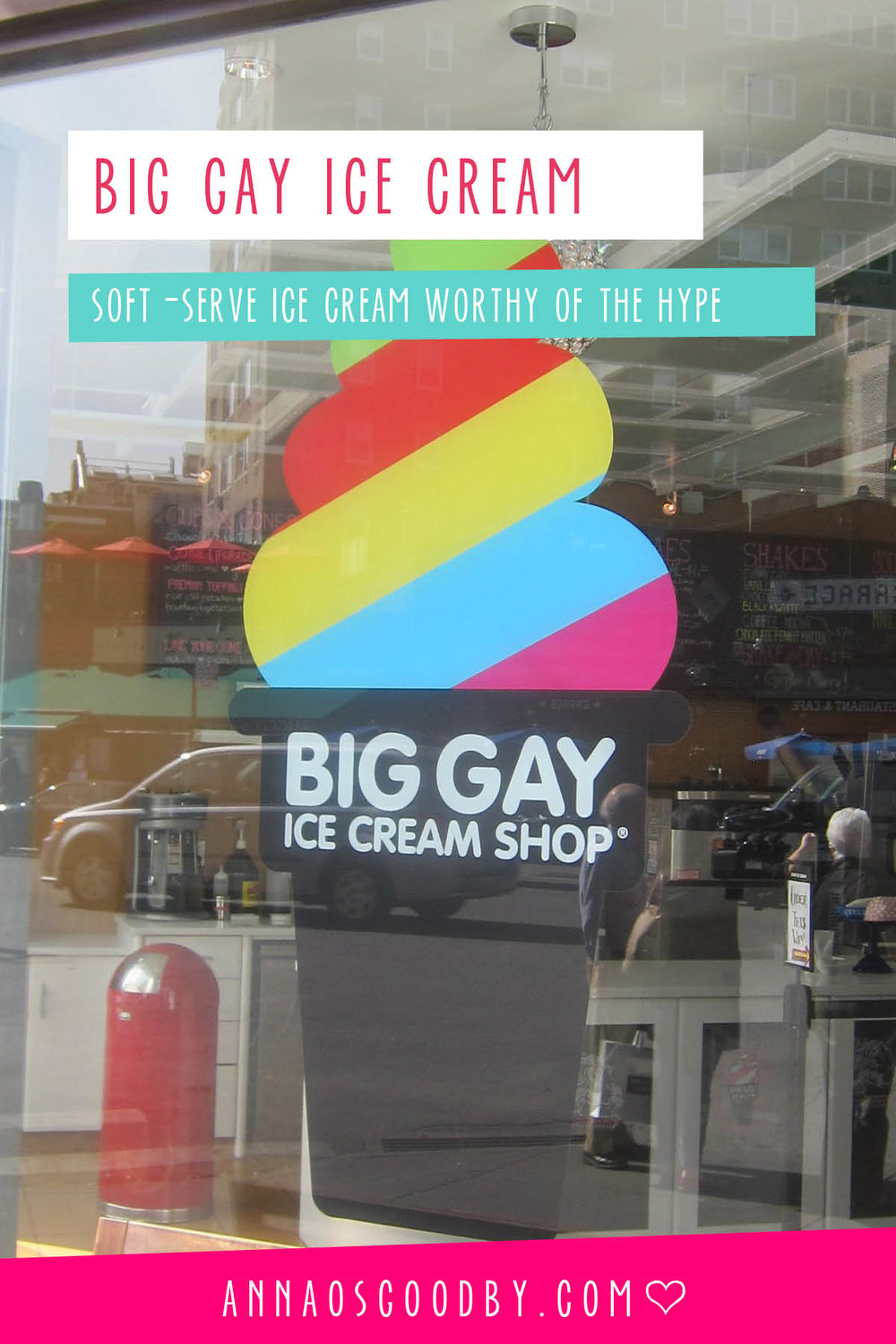 Anna Osgoodby Life + Design :: Big Gay Ice Cream Shop