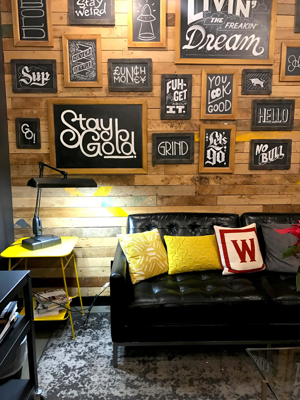 Anna Osgoodby Life + Design :: 3 of the Best WeWork Locations in NYC