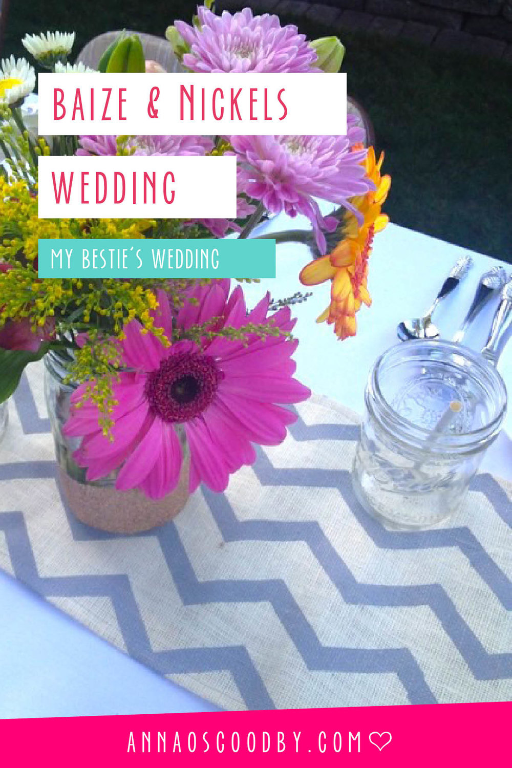 Anna Osgoodby Life + Design :: Baize & Nickels wedding