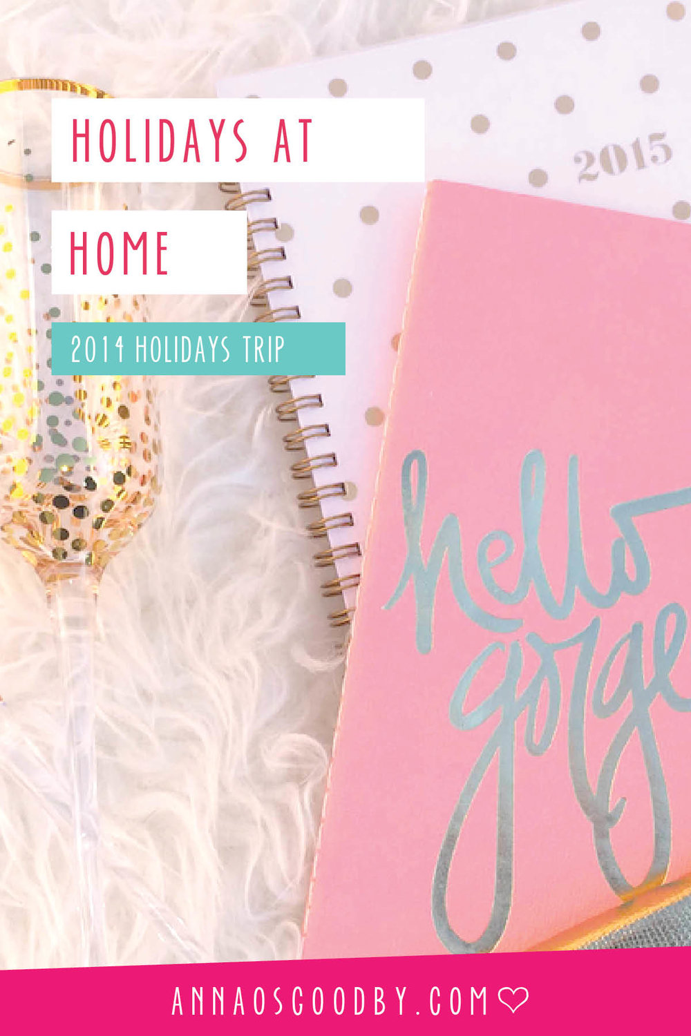 Anna Osgoodby Life + Design :: Holidays at Home