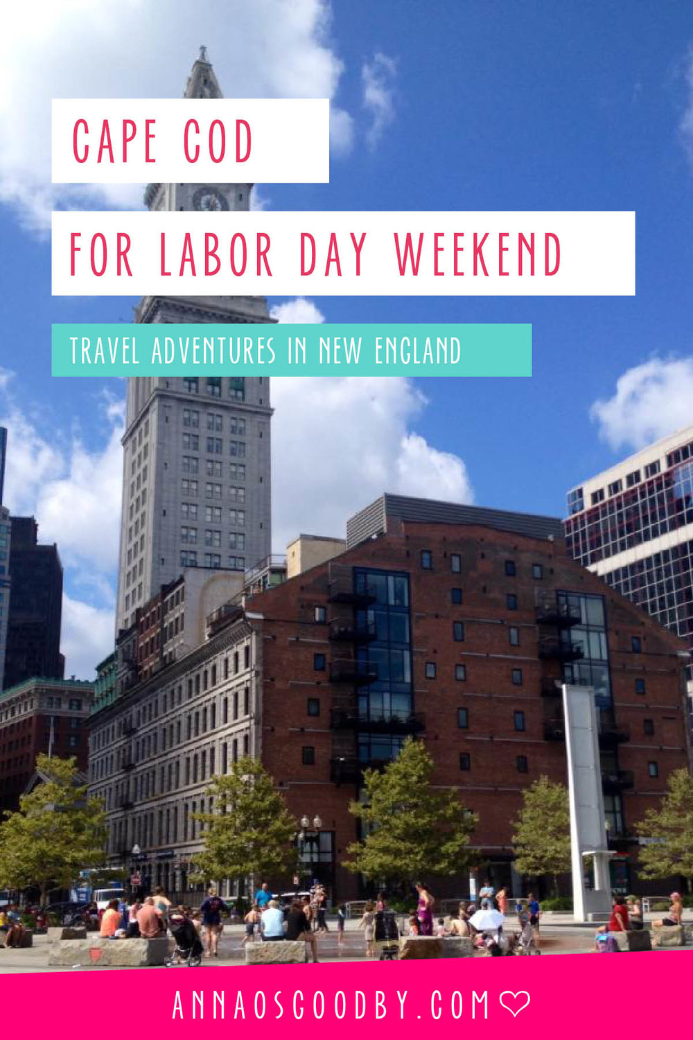 Anna Osgoodby Life + Design : Labor Day Weekend Adventures