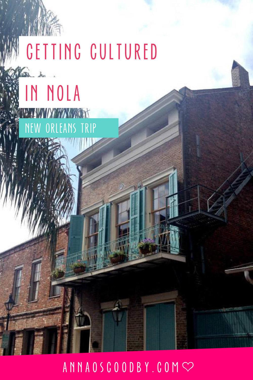 Anna Osgoodby Life + Design : NOLA