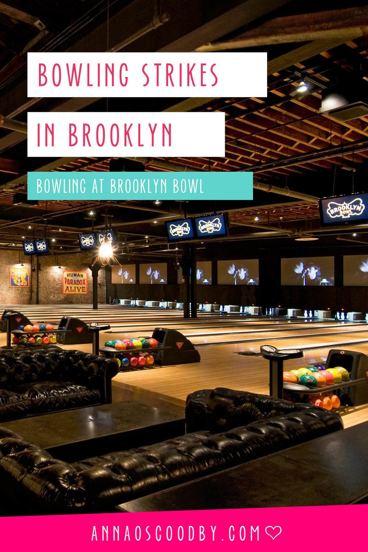 Anna Osgoodby Life + Design :: Brooklyn Bowl