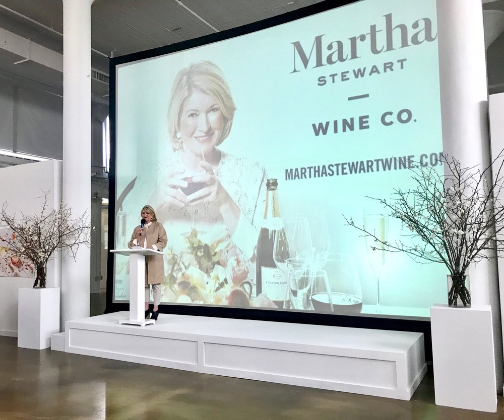 Anna Osgoodby Life + Design NYC Lifestyle Blog : Introducing Martha Stewart Wine Co.