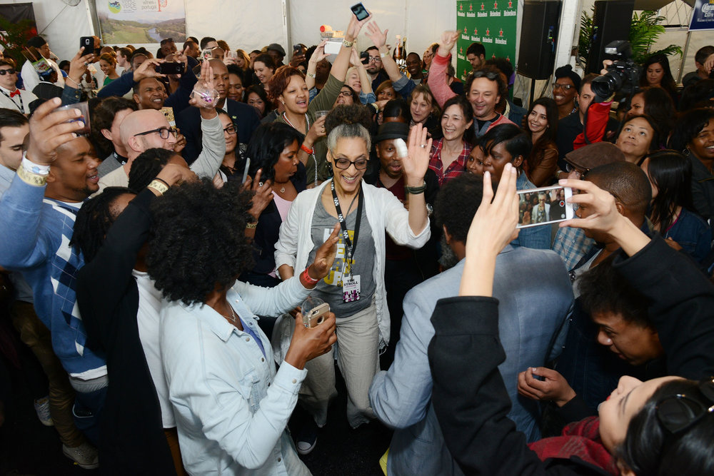 Anna Osgoodby Life + Design : Getting a Taste of Harlem at Harlem EatUp!