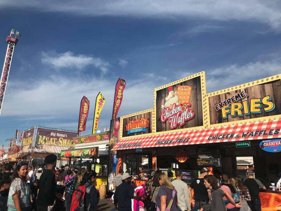 Anna Osgoodby Life + Design PNW Lifestyle Blogger :: Washington State Fair -- My Picks for What to See & Eat
