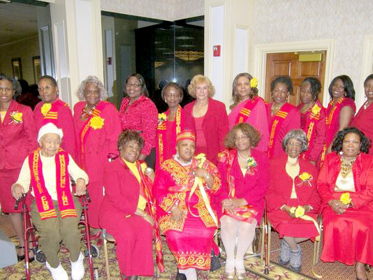 Rochester Genesee Valley Club of the National Association for Negro and     Professional Black Women Clubs.