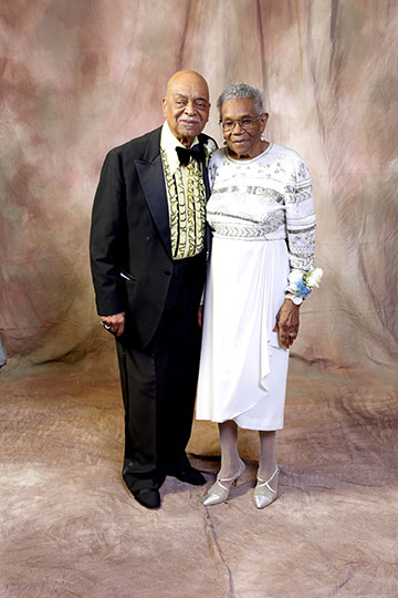 REV. AND MRS. HILLIARD