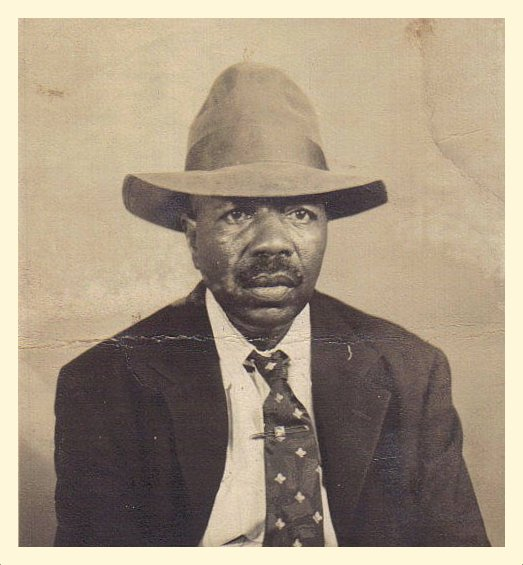 Walter Moses Burton ( former slave turned  sate senate turned first black  elected Sheriff in America)