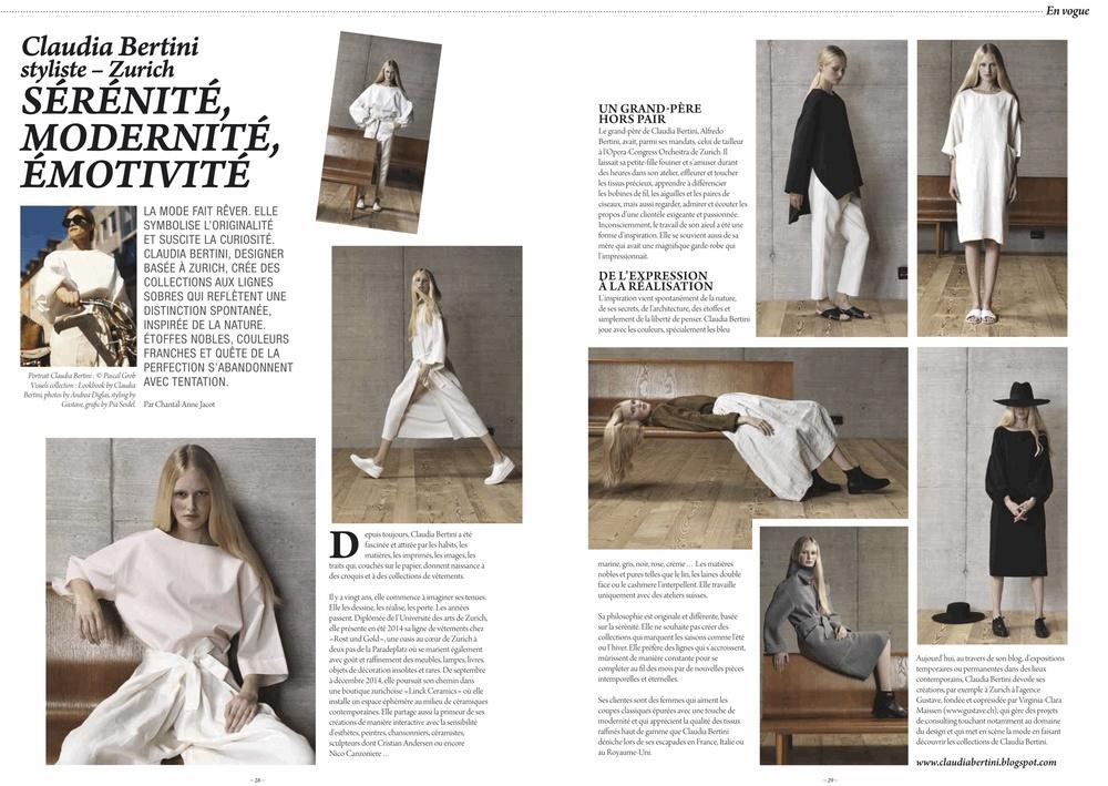 Beauté Magazine 5/15