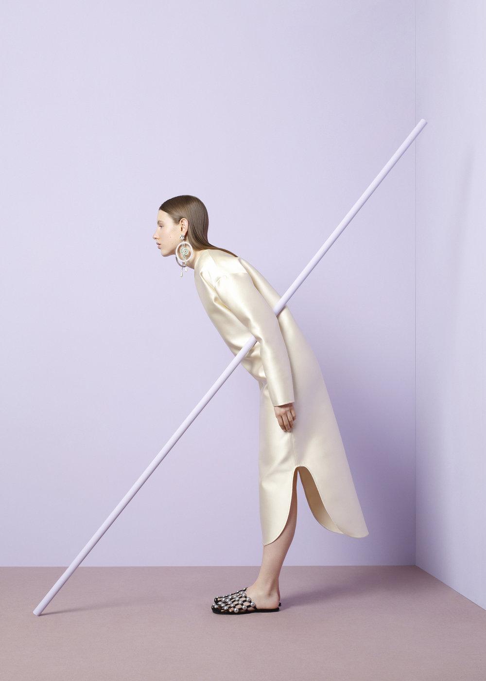 OFFBLACK MAGAZINE Photography: Lauretta Suter Styling: Victoria Steiner