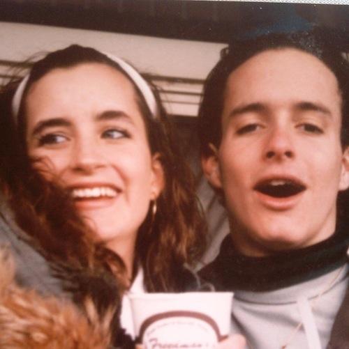 Kate and Ed Shea