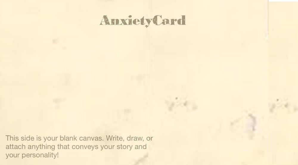 anxietycard front side1
