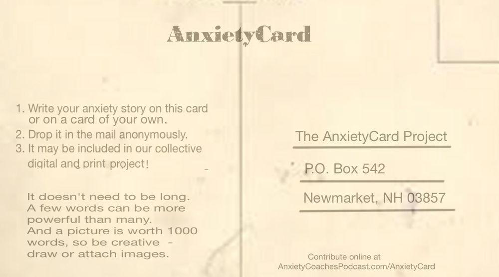 anxietycard