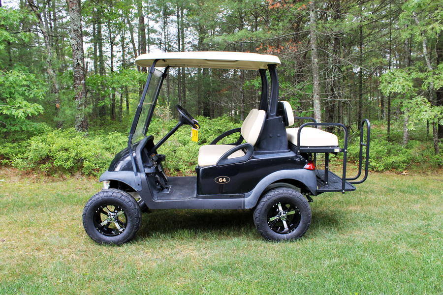 Used Electric Vehicles Old Cce Golf Cars