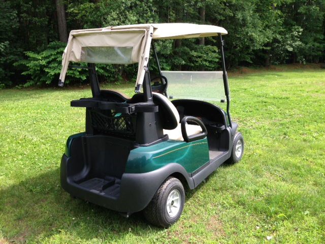 2013 Club Car Electric Precedent