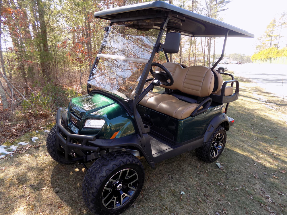 Vehicle Inventory Cce Golf Cars
