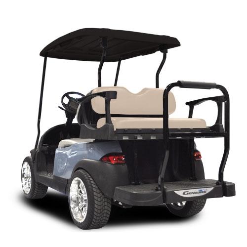 Madjax Genesis 300 Beige Fold Down Seat Kit - Precedent — CCE Golf on golf cart cargo box, golf cart bolts, golf cart nerf bars, golf cart bag covers, golf cart utility boxes, golf cart clutch, golf cart storage covers, golf cart seats wholesale, golf cart batteries, golf cart cables, golf cart belts, golf cart carburetor, golf cart rear-seat, golf cart floor mats, golf cart diamond plate, club cart rear-seat kits, golf cart enclosures, golf cart cup holders, golf cart steering, golf cart storage trays,
