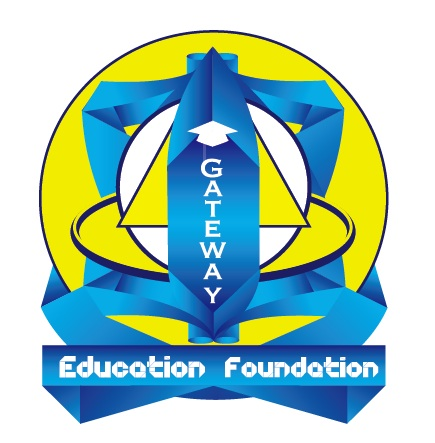 The Gateway Education Foundation logo was created by Tyler Craig, '08.