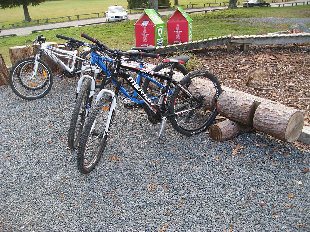 Basic Bike Stand