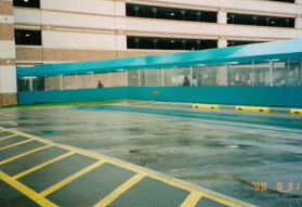 Enclosed Walkway - Sparrow Hospital
