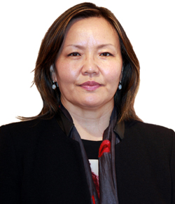 Unurmaa Janchiv Cultural Envoy of Mongolia