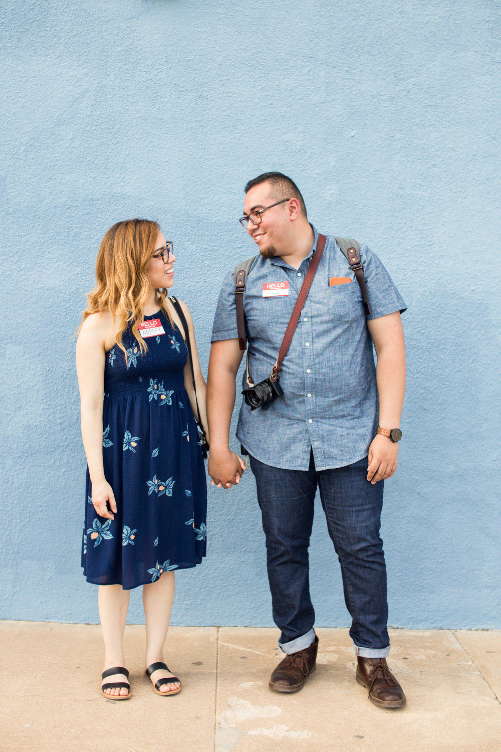 Community members and cutest couple at the Instameet  @noamyl and @photographybyjessetorres