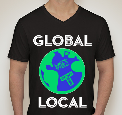 2. Global local tee design