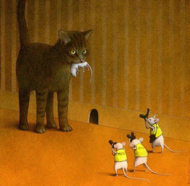 Karikatür: Pawel Kuczynski