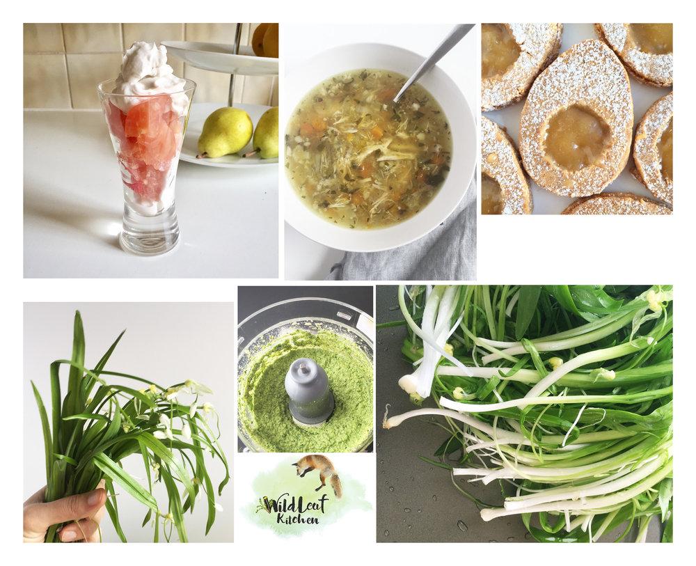 Wild Leaf Kitchen sneak peek
