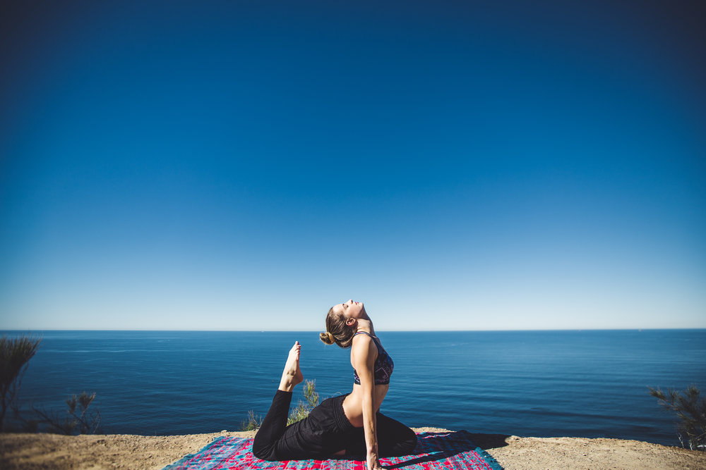 Back to Nature - Taking Yoga Outdoors