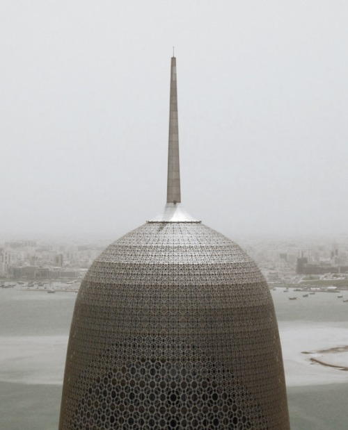 Jean Nouvel / Doha Office Tower