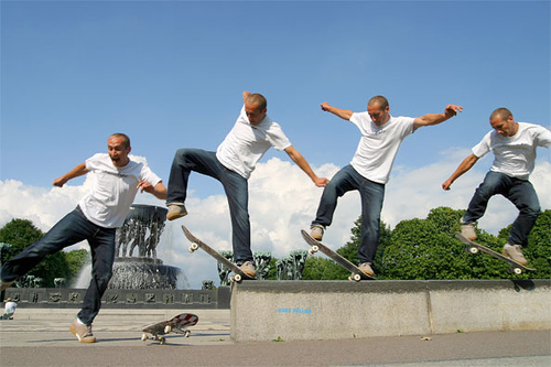 Skate-zo-phrenia