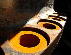 Orange Holes