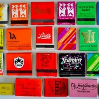 Matches from world travels