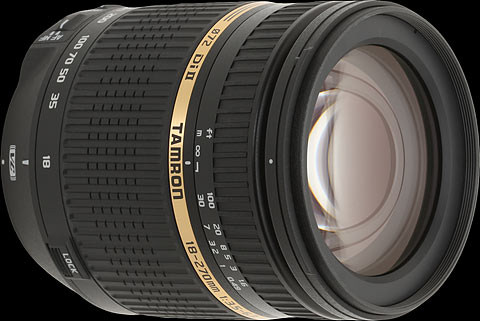 Tamron's 18-270mm offers a huge focal range, but is it as sharp as a prime lens?