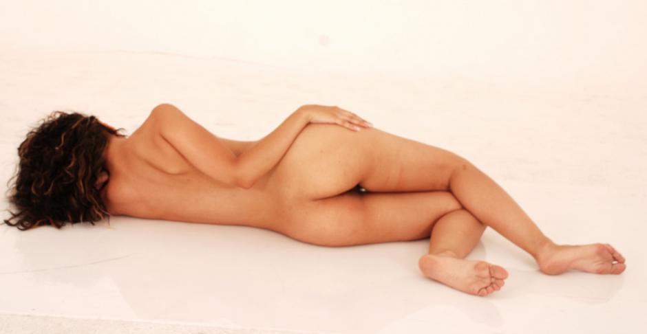 desnudo simple