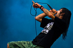 Lamb of God at Sonisphere I