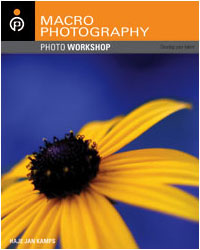 Okay, so I might be a teensy bit biased (I did write the damn thing, after all), but I happen to think this is one of the best books for people who are keen to get into macro / up-close photography!