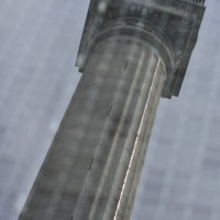 Angles 8 - monument reflected ii