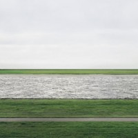 Andreas Gursky Rhine II