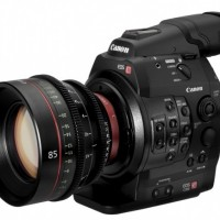C300 with 85mm