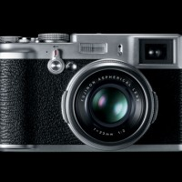 Fuji's X100. Gorgeous, but actually I'm not convinced
