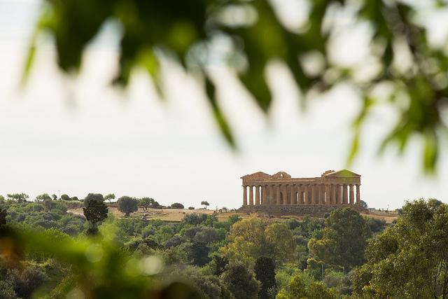 Temple iii, Agrigento