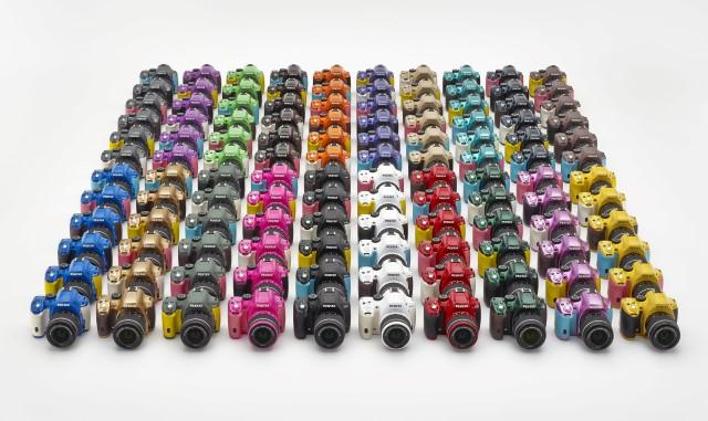 120 colour combinations