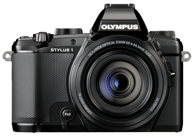 Channeling the OM-D series of cameras, but scaled down in size